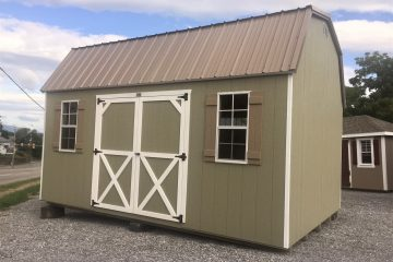 S322  12'x16′ Classic Barn