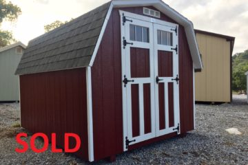 S330  8'x10′ Classic Barn