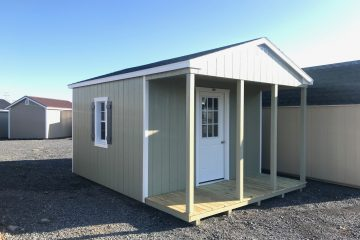 H947  12'x16′ Classic Cottage