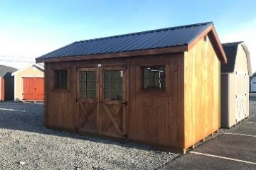 S273  10'x16′ Tack Shed