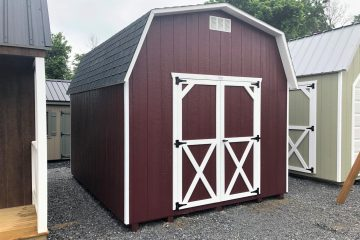 S425  10'x12′ Classic Barn