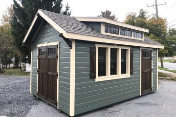 S344  10'x16′ Windsor Craftsman