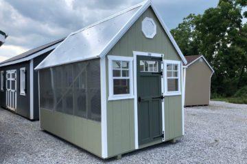 S439  8'x12′ Greenhouse
