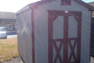 FR473  8'x10′ Classic Cottage