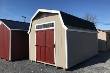 H961  10'x16′ Classic Swiss Barn