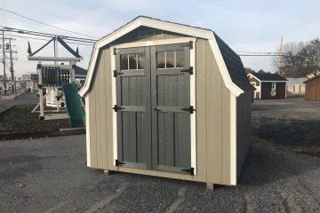 H966  8'x10 Classic Swiss Barn