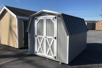 H974  8'x10′ Classic Barn