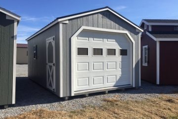 S348  12'x20′ Classic Cottage