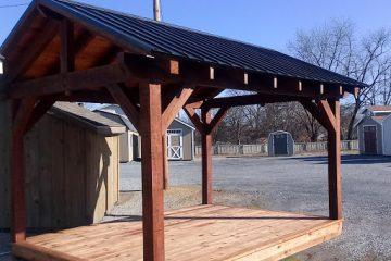 FR487  10'x14′ Pavilion