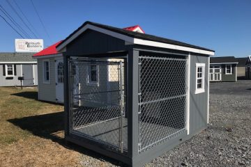 H104  6'x10′ Dog Kennel