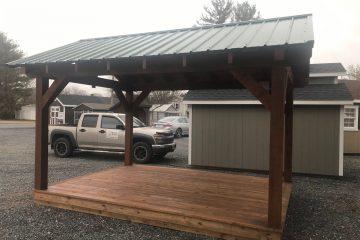 H116  10'x14′ Pavilion