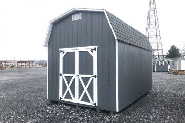 H119  10'x16′ Classic Barn