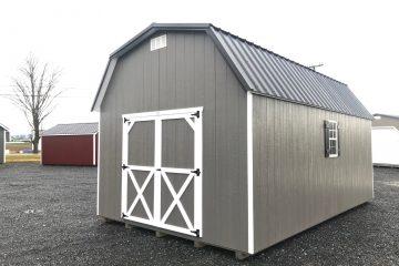 H120  12'x20′ Classic Barn