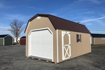 H123  12'x20′ Classic Barn