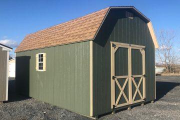 H128  12'x20′ Classic Barn