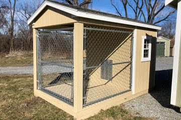 S377  6'x10′ Dog Kennel