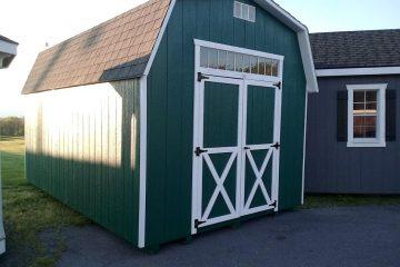 FR520 10'x16′ Classic Barn