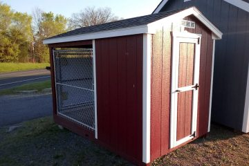 FR542 6'x10′ Dog Kennel