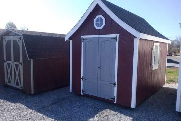 FR525 8'x12′ Playhouse Shed