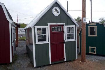FR545 8'x12′ Greenhouse