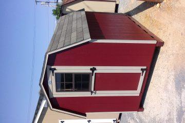 FR625 6×8 Barn Coop