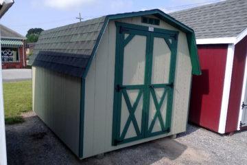 FR616 8'x10′ Classic Barn
