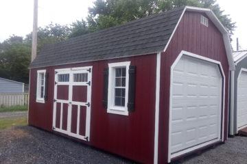 FR649 12'x20′ Classic Barn
