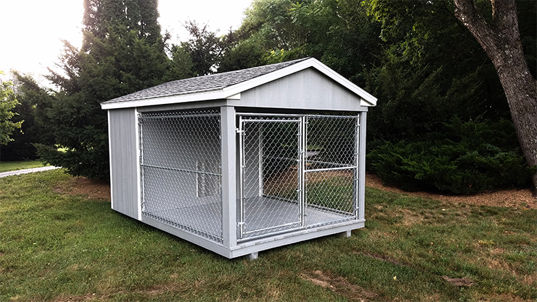 Dog Kennel Featured