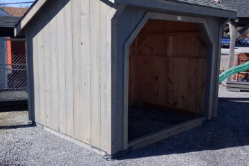 FR719 8'x10′ Wood Shed